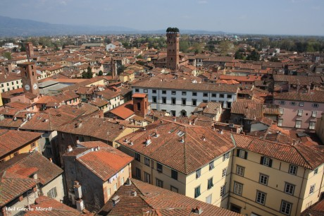 Lucca 460x306 Lucca, un pequeño tesoro toscano