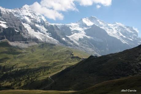 Männlichen Kleine Scheidegg 460x306 Kleine Scheidegg, bajo la mirada de Jungfrau