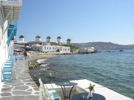 Míkonos 460x345 Las islas griegas, una multitud de joyas en el mar