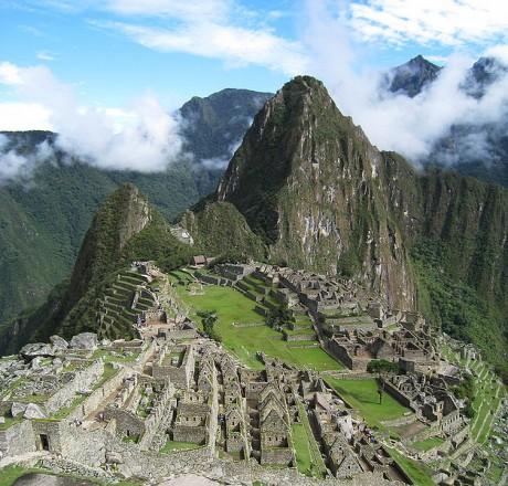 Machu Picchu 460x440 Machu Picchu, el tesoro inca olvidado en los Andes