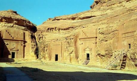 Madain Saleh exterior 460x272 Mada'in Saleh, una segunda Petra