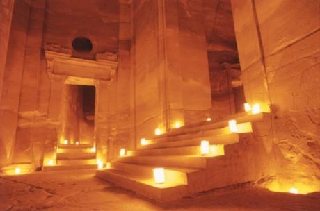 Madain Saleh interior 460x304 Mada'in Saleh, una segunda Petra