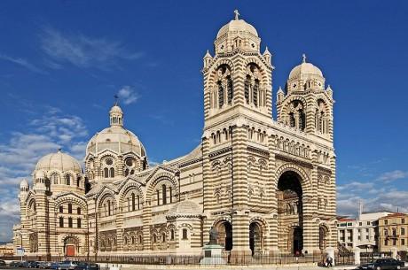 Marsella Basílica de La Major 460x305 Marsella, la perla de la Costa Azul