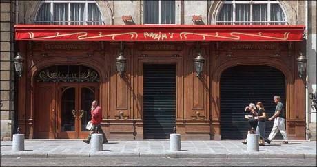 Maxims 460x243 Maxim's, el restaurante más célebre de París