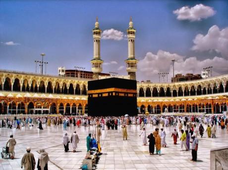 Meca 2 460x343 La mezquita más grande del mundo