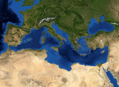 Mediterráneo 460x336 El Mediterráneo, un mar de historia y leyendas