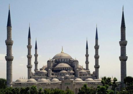 Mezquita Azul 460x326 La joya del Bósforo: la Mezquita Azul