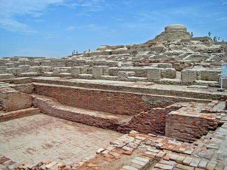 Mohenjo Daro 460x345 Mohenjo Daro, el crisol cultural del valle del Indo