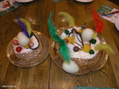 Mona 460x344 Una dulce tradición: la mona de Pascua