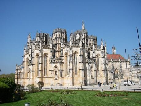 Monasterio de Batalha 460x345 El impresionante monasterio de Batalha
