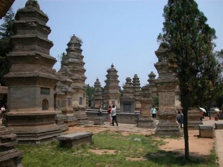 Monasterio de Shaolin 460x345 El místico monasterio de Shaolin