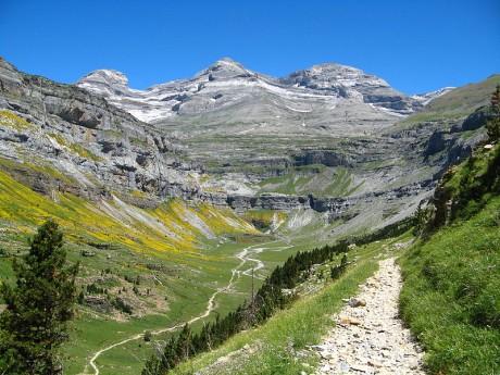 Monte Perdido 460x345 El Parque Nacional de Ordesa y Monte Perdido