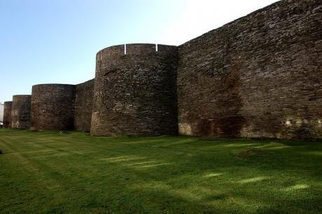 Muralla 460x305 La Muralla de Lugo, diecisiete siglos de historia