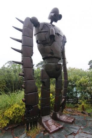 Museo Ghibli 306x460 El Museo Ghibli, la fábrica de sueños de Japón
