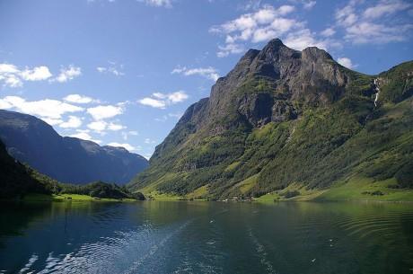 Nærøyfjorden 460x305 Los maravillosos fiordos noruegos