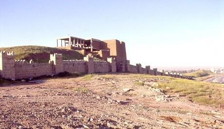 Nínive 460x265 Nínive, una gran y antigua ciudad en ruinas