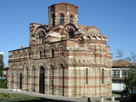 Nesebar Iglesia de Cristo Pantocrator 460x345 Nesebar, la ciudad de las iglesias perdidas