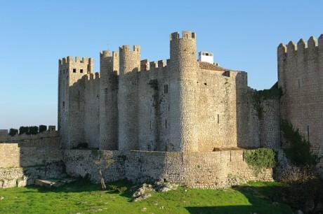 Obidos 05 460x306 Óbidos, ciudad portuguesa fortificada