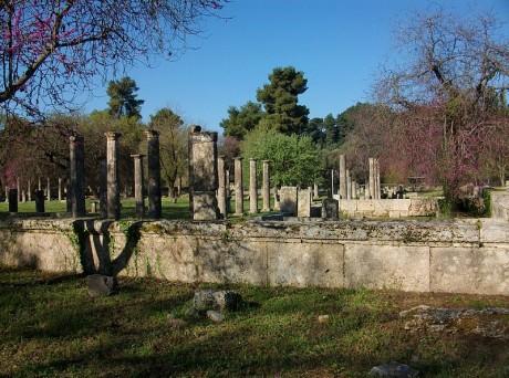 Olimpia 460x342 Olimpia, la cuna de los dioses y las Olimpiadas