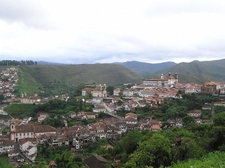 OuroPreto1 460x344 Ouro Preto, del oro al turismo en Brasil