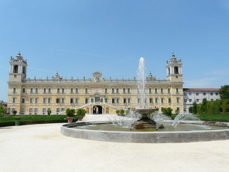 Palacio Ducal de Colorno 460x345 El Palacio Ducal de Colorno