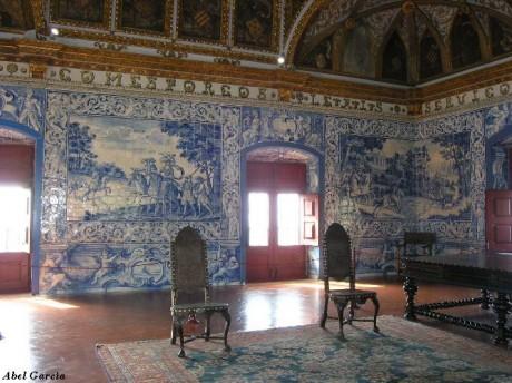 Palacio da Pena 3 460x344 Palacio da Pena, un castillo de cuento de hadas