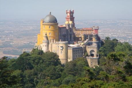 Palacio da Pena 460x306 Los palacios de Sintra
