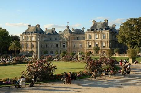 Palacio de Luxemburgo París 460x306 El Luxemburgo de París