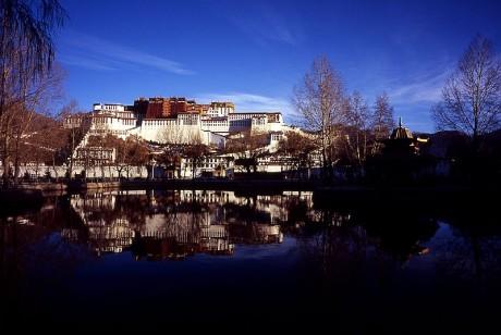 Palacio de Potala 460x308 El Palacio de Potala, corazón del budismo tibetano