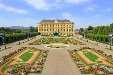 Palacio de Schönbrunn 460x306 El Palacio de Schönbrunn, el Versalles vienés