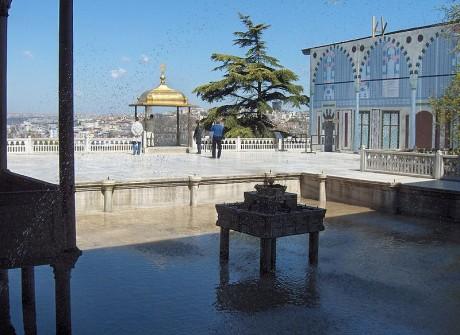 Palacio de Topkapi 460x335 El suntuoso Palacio de Topkapi