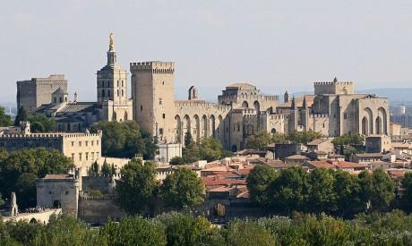 Palacio de los Papas de Aviñón 460x275 Los otros Vaticanos
