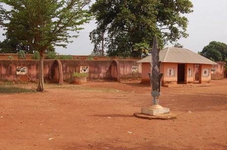 Palacios de Abomey 460x305 Los palacios reales de Abomey