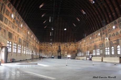Palazzo della Ragione 460x306 El Palazzo della Ragione de Padua