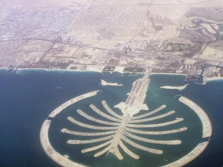 Palm Island Dubai 460x345 Las islas más exclusivas del mundo