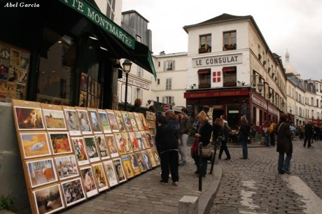 París Montmarte 1 460x306 Montmartre y la bohemia perdida de París
