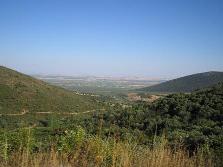Parque Nacional de Cabañeros El Parque Nacional de Cabañeros, reserva del bosque mediterráneo