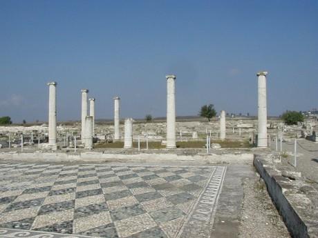 Pella 460x345 Pella, el corazón de la antigua Macedonia