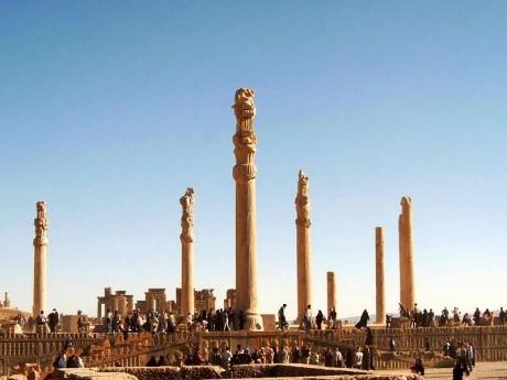 Persépolis 460x345 La trágica historia de Persépolis