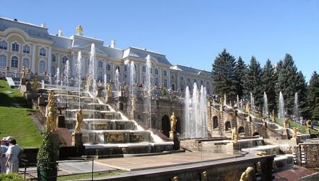 Peterhof 460x261 Peterhof, un Versalles ruso