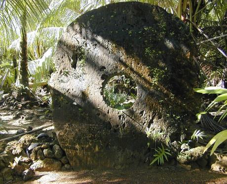 Piedra Rai 460x373 Las piedras rai, unas monedas enormes