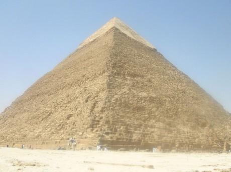 Pirámide de Kefren 460x343 La pirámide de Kefren reabre después de tres años de restauración