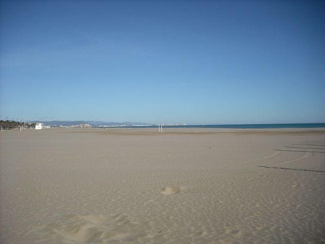 Playa de la Malvarrosa La Malvarrosa la playa de Valencia