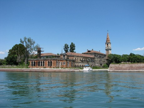 Poveglia 460x345 Poveglia, la isla más siniestra de Venecia
