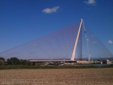 Puente de Talavera 460x345 El Puente de Castilla La Mancha: polémicos récords