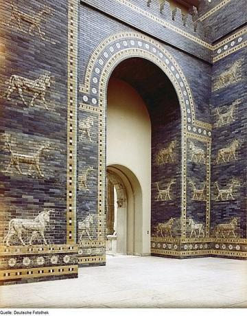 Puerta de Ishtar1 360x460 Unos 400 fragmentos de la Puerta de Ishtar han sido robados