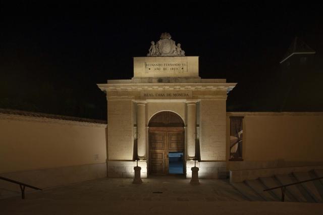 Real Casa de la Monedade Segovia La Real Casa de Moneda de Segovia