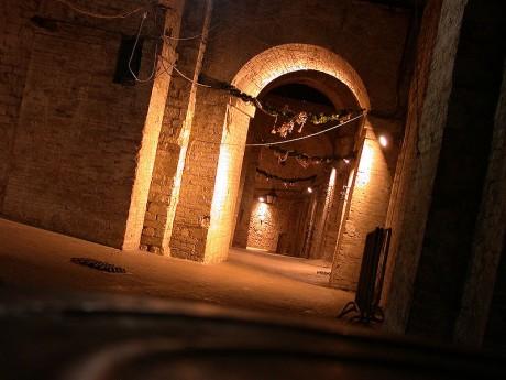 Rocca Paolina 460x345 La Rocca Paolina, una ciudad subterránea en Perugia