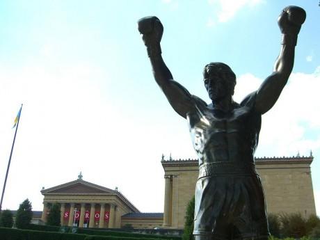 Rocky 460x345 Rocky sigue entrenando en Filadelfia