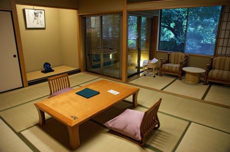 Ryokan 460x305 Ryokan, una estancia cien por cien japonesa